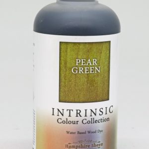 intrinsic pear green